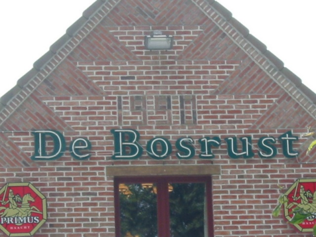 De Bosrust